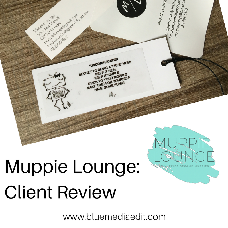 Project Review: Muppie Lounge