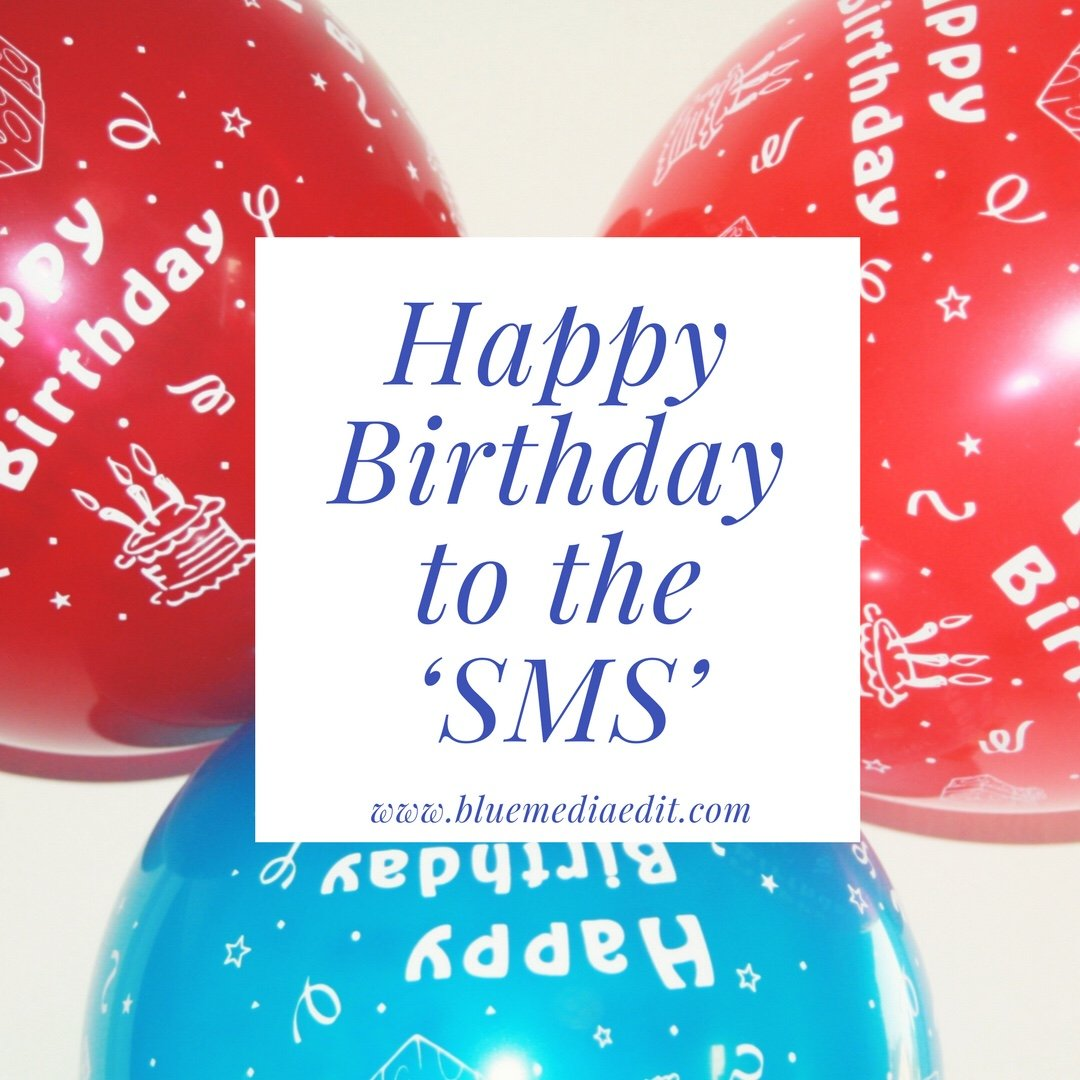 Happy Birthday to the SMS