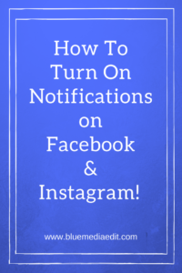 How To Turn On Notifications