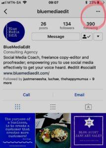 Instagram Notification Settings